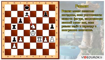 Силовые методы в шахматах