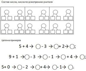 Карточки по математике решение задач 2 класс