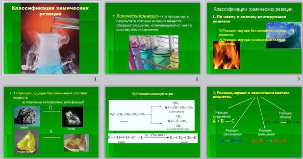 моделирование химия 7 класс презентация