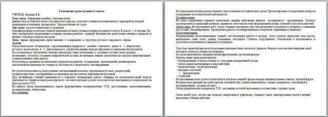 самоанализ урока английского языка 10 класс образец - фото 10