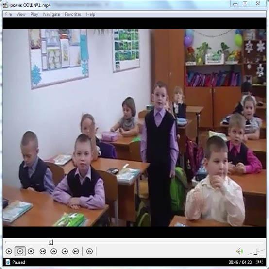 видеоролик о здоровье для детей начальных классов