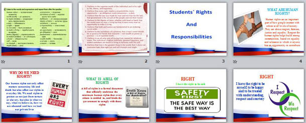aed 201 week 6 rights and responsibilities of educators and students Rights and responsibilities of educators and students  the file psy 201 week 6 discussion question includes solution to the following questions: post a 150- to 300-word response to the following discussion question by clicking on reply: review the major physical, moral, and cognitive changes.