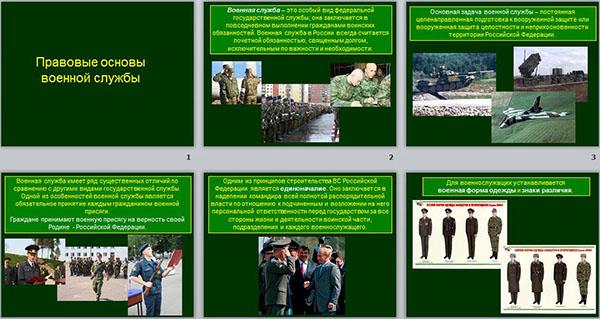 Тест Основы Воинской Службы