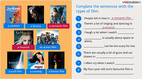 different types of movies + essay When it comes to movies, people have many different types of genres they prefer to watch it is easy to assume almost everyone has a preference when it comes to movies, because there have been so many different types made to appeal to all viewers.
