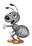 Картинка муравьишки вопросика