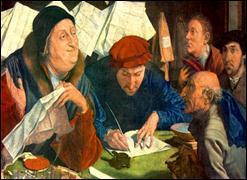 Европейское общество в раннее Новое время Среди банкиров того времени были известны семья Бе́ренбергов из Германии основавшая первый в мире частный банк семья Ме́дичи прославившаяся еще и тем