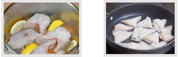 Технологія приготування страв з риби